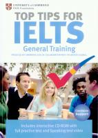 Top Tips for IELTS: General Training